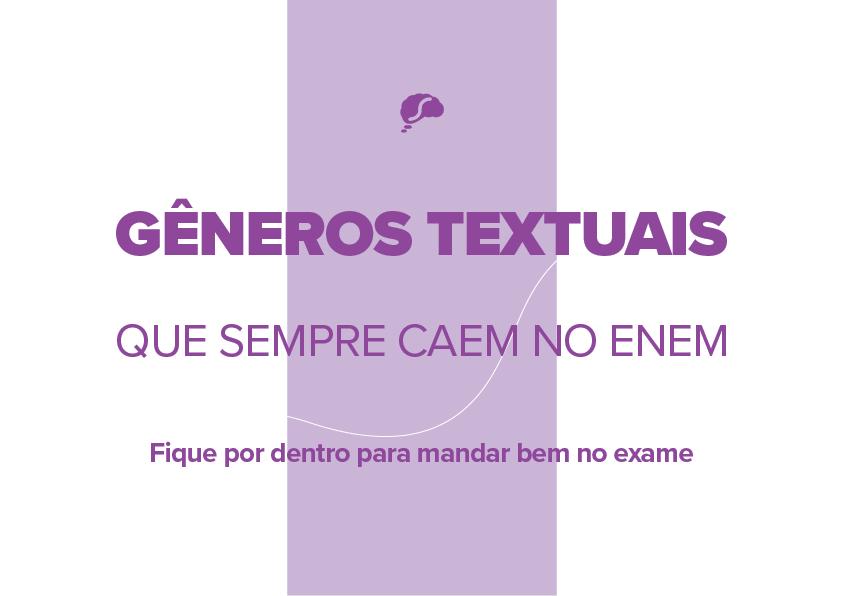 Espanhol: gêneros textuais que sempre caem no Enem