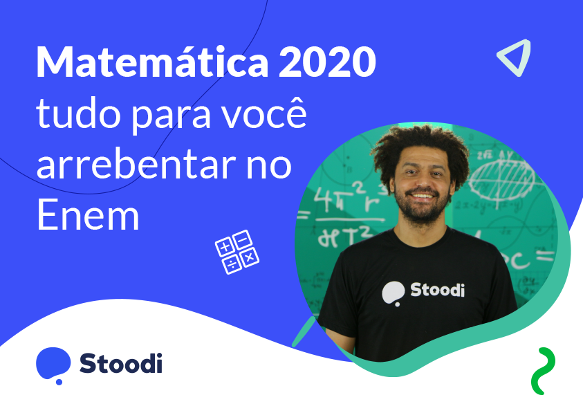 E-book de Matemática para o Enem 2020